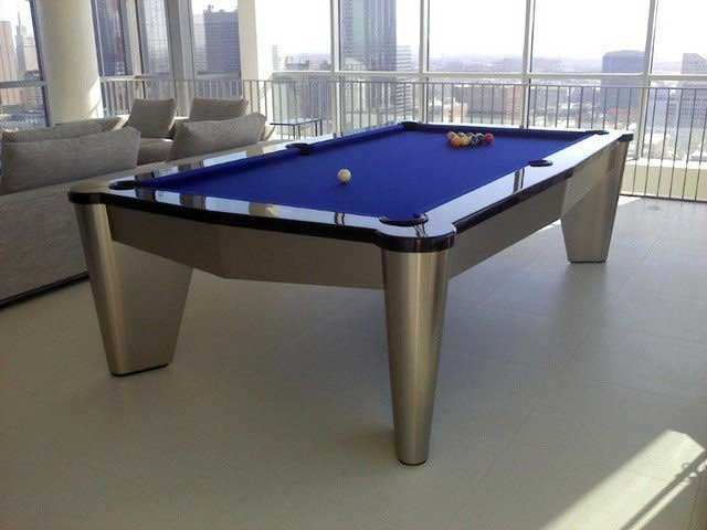 Novi pool table repair and services